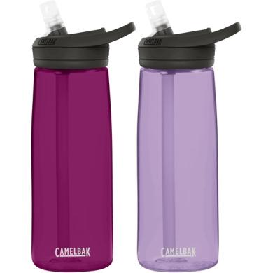 Camelbak Eddy+ Butelka dwupak 2 x 750ml fioletowa i różowa
