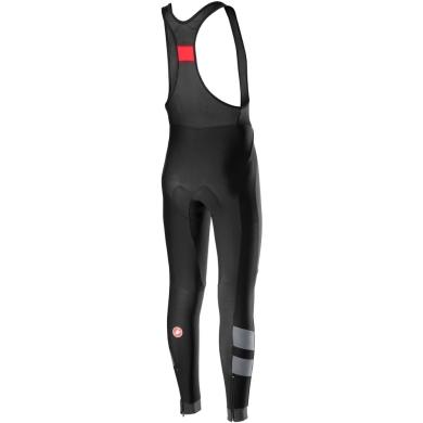 Castelli Velocissimo 4 Spodnie rowerowe na szelkach z wkładką czarne