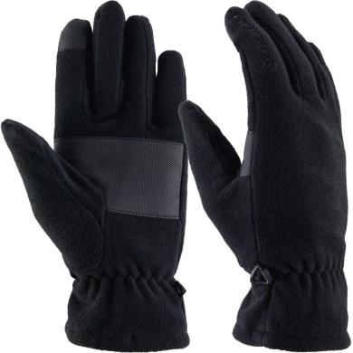 Viking Multifunction Walkin Fleece Rękawice zimowe czarne