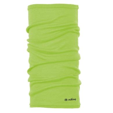 Viking Merino Regular Bandana chusta zielona