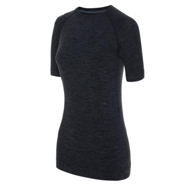 Viking Lady Emma Top Bielizna termoaktywna koszulka damska szara