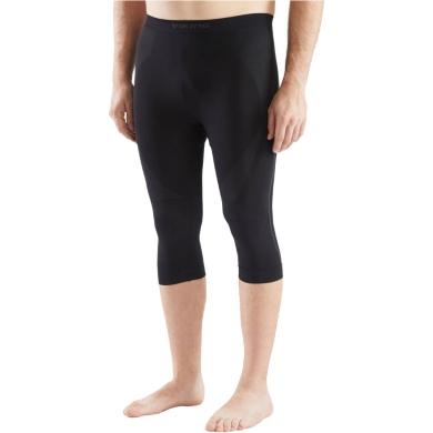 Viking Man Eiger Bielizna termoaktywna spodnie męskie 3/4 szare