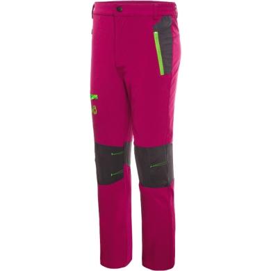 Viking Kids Scaut Spodnie wodoodporne dziecięce różowe