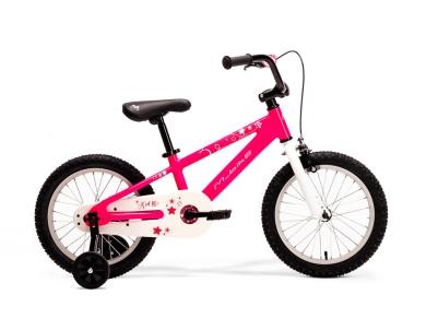 """Merida M-Bike Kid 16 8"""" Rower dziecięcy różowy"""