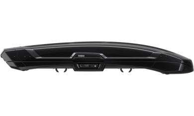 Thule Vector Alpine Box dachowy 380L black metalic 2020