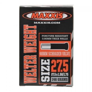 Maxxis Welter Weight 27,5x1,50/1,75 SV 48mm 0,9mm Dętka