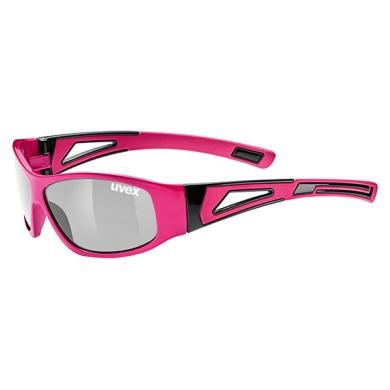 Uvex Sportstyle 509 Okulary przeciwsłoneczne dla dzieci pink