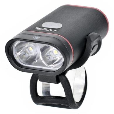 ProX Hydra Dual Lampka rowerowa przednia CREE 500 Lm aku USB