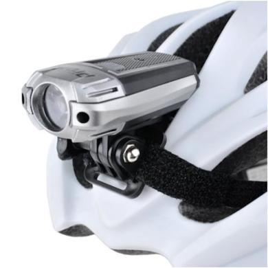 ProX Ursa SET Zestaw lampek rowerowych CREE 300 Lm aku USB