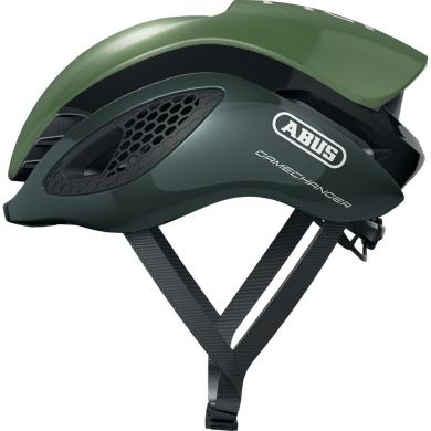 Abus GameChanger Kask rowerowy szosowy opal green
