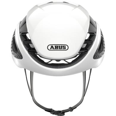 Abus GameChanger Kask rowerowy szosowy white red