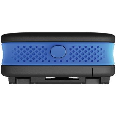 Abus Alarmbox Alarm do roweru blue