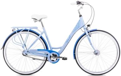 Romet Moderne 3 Rower miejski 28 niebieski