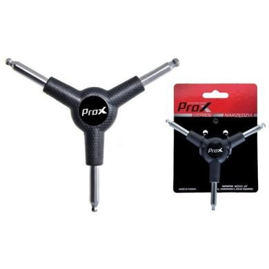 ProX RC-L765 Potrójny klucz imbusowy