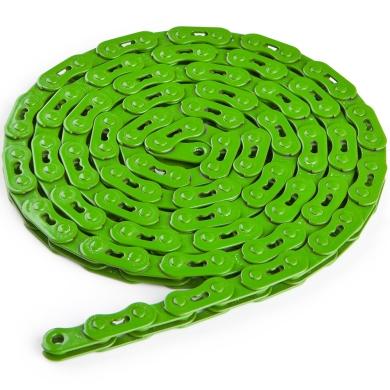 Dartmoor Core Łańcuch 1 rzędowy 102 ogniwa zielony + spinka