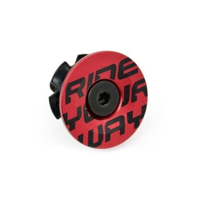 Dartmoor Top Cap Gwiazdka steru + kapsel red devil