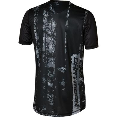 Dartmoor Woods Koszulka z krótkim rękawem grafitowo czarny