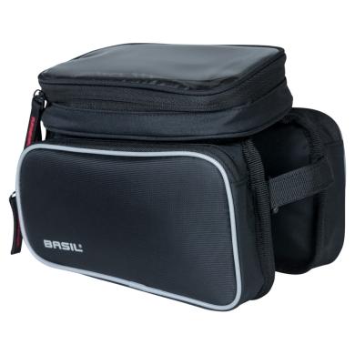 Basil Sport Design Double Frame Bag Torba rowerowa na ramę 1,5L