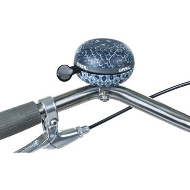Basil Boheme Bicycle Bell Dzwonek rowerowy niebieski