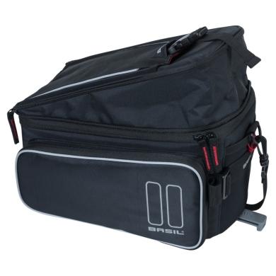Basil Sport Design Trunkbag MIK Torba rowerowa czarna 15L