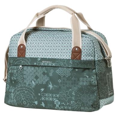 Basil Boheme Carry All Bag Torba zielona 18L