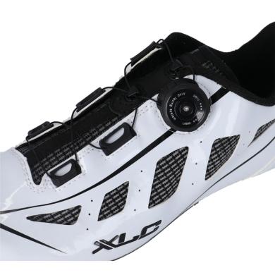 XLC CB R08 Buty szosowe SPD SL carbon białe
