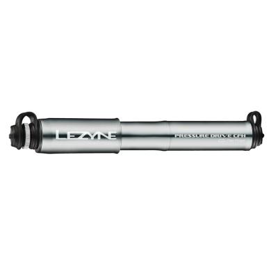 Lezyne Pressure Drive CFH HP Pompka ręczna + 1x nabój gazowy grafitowa