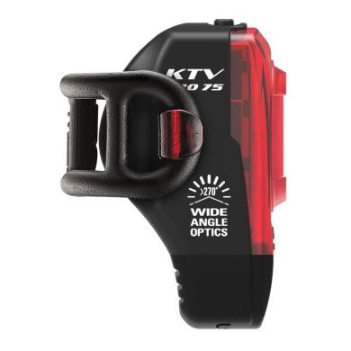Lezyne LED KTV Pro Drive Rear Lampka tylna 75lm USB