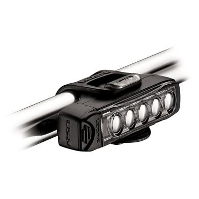 Lezyne Strip Drive Lampka przednia 400lm aku USB