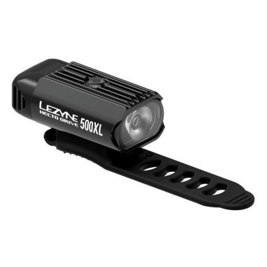 Lezyne LED Hecto Drive 500XL Lampka przednia 500lm USB