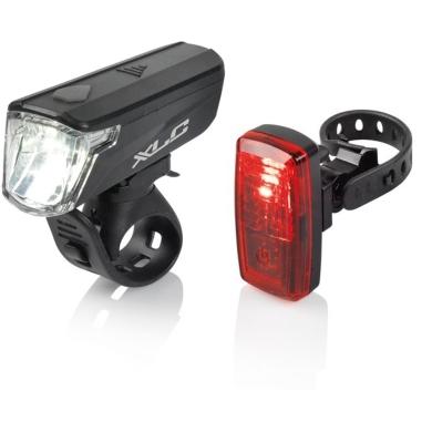 XLC CL S20 Capella Zestaw lampek rowerowych LED