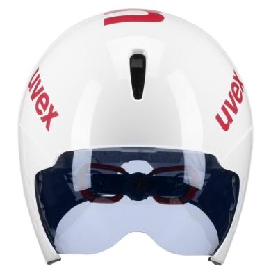 Kask Uvex Race 8 biały