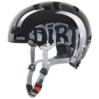 Uvex Kid 3 Kask dziecięcy dirtbike black