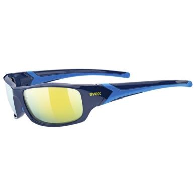 Uvex Sportstyle 211 Okulary sportowe blue