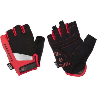 Accent Draft Rękawiczki czarno czerwone