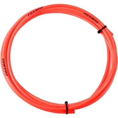 Accent Pancerz hamulca 3m czerwony fluo