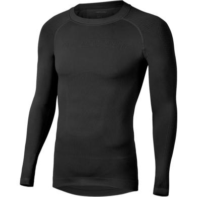 Accent Floyd Koszulka termoaktywna długi rękaw czarna