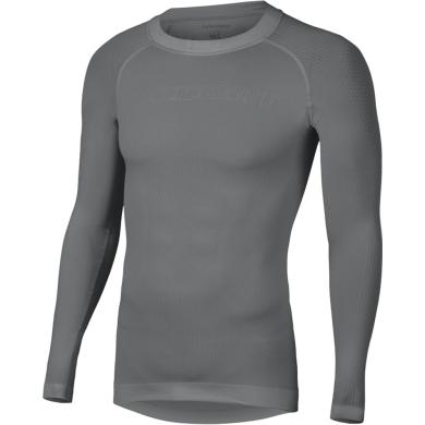 Accent Floyd Koszulka termoaktywna długi rękaw szary