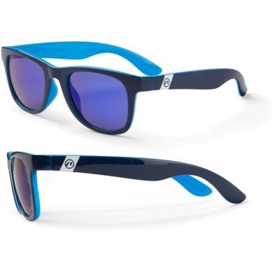 Accent Respect Okulary granatowo niebieskie soczewki PC