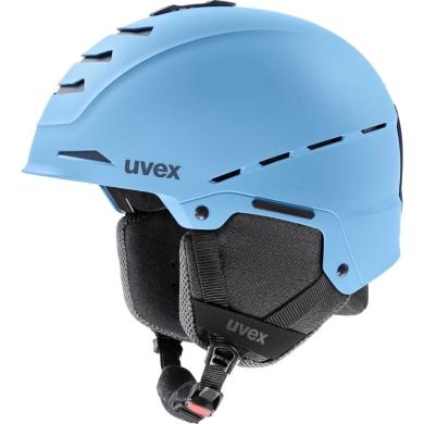 Kask narciarski snowboardowy Uvex Legend niebieski