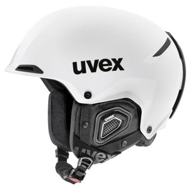 Uvex Jakk+ IAS 3D Kask narciarski snowboard white mat