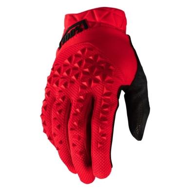 100% Geomatic Gloves Rękawiczki red