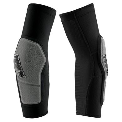 100% Ridecamp Elbow Guard Ochraniacze na łokcie black grey