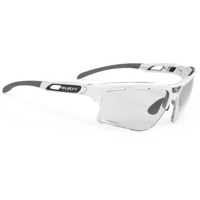 Rudy Project Keyblade ImpactX Okulary sportowe białe