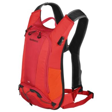 Shimano Unzen Plecak jasno czerwony