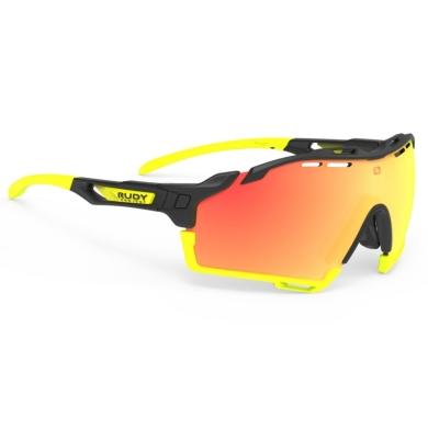 Rudy Project Cutline RP Optics Okulary szosa MTB pomarańczowe