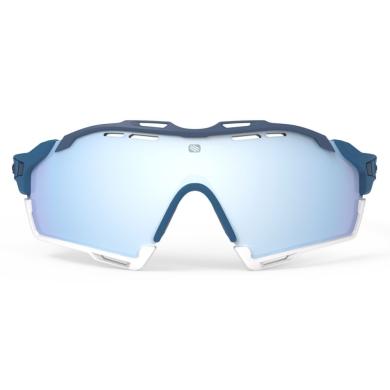 Rudy Project Cutline RP Optics Okulary szosa MTB niebieskie