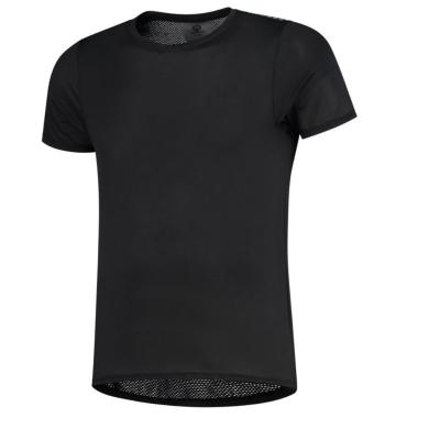 Rogelli Kite Koszulka z krótkim rękawem czarna