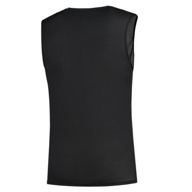 Rogelli Kite Koszulka bez rękawów czarna