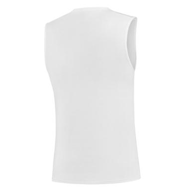 Rogelli Kite Koszulka bez rękawów biała